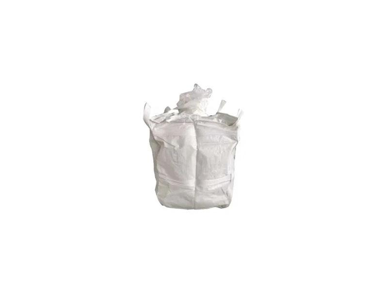 White Reinforcement Belt Four Loops Bulk Jumbo Bag