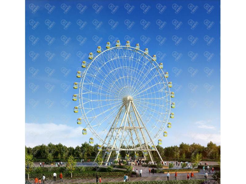 49M Amusement Ride Ferris Wheel for Lunapark
