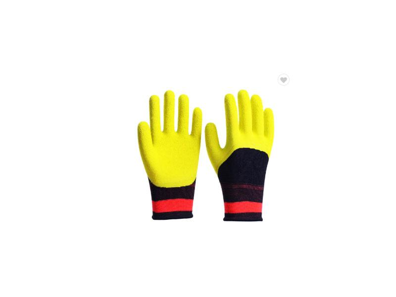 Latex Wrinkle Coating Protective Gloves Dipping Machine