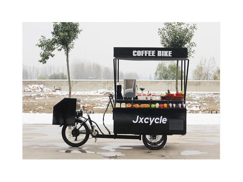 Modern Coffee Bike
