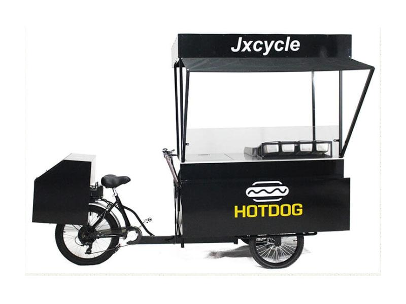 Hot Dog Bike
