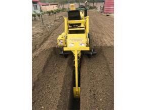 Customs High Speed Fruit Forest Ditch Fertilization Machine
