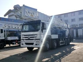 BZC600HW Truck Mounted Water Well Drilling Rig