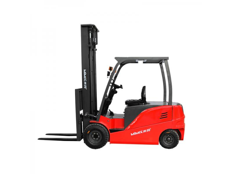 China Factory MIMA Battery Operated Full Electric Forklift