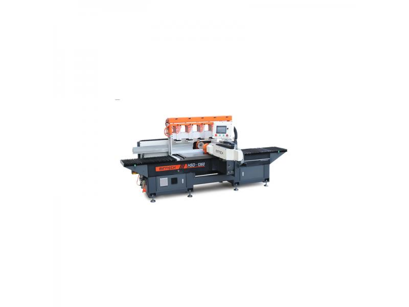 Bi-Side Acrylic Polishing Machine for Light Guide Plate/Plastic/Light Box/Acrylic
