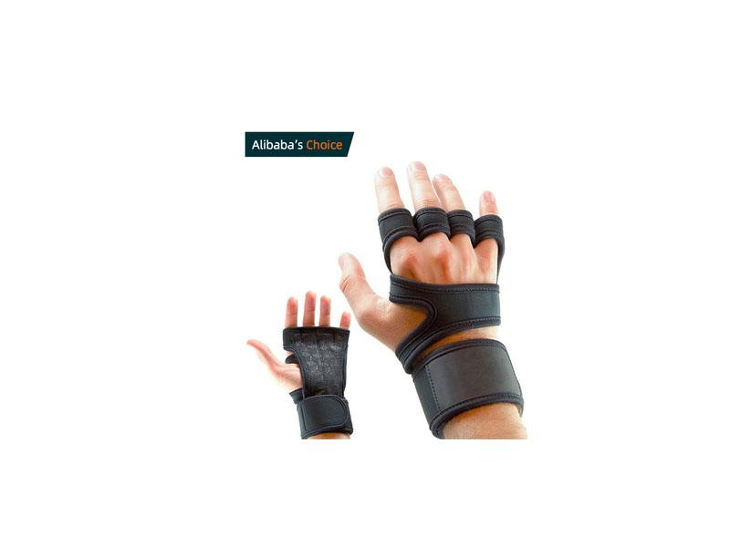 Gym Fitness Weight Lifting Gloves with Wrist Support
