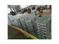 Galvanized Pick Proof Bar Grating Trench Cover