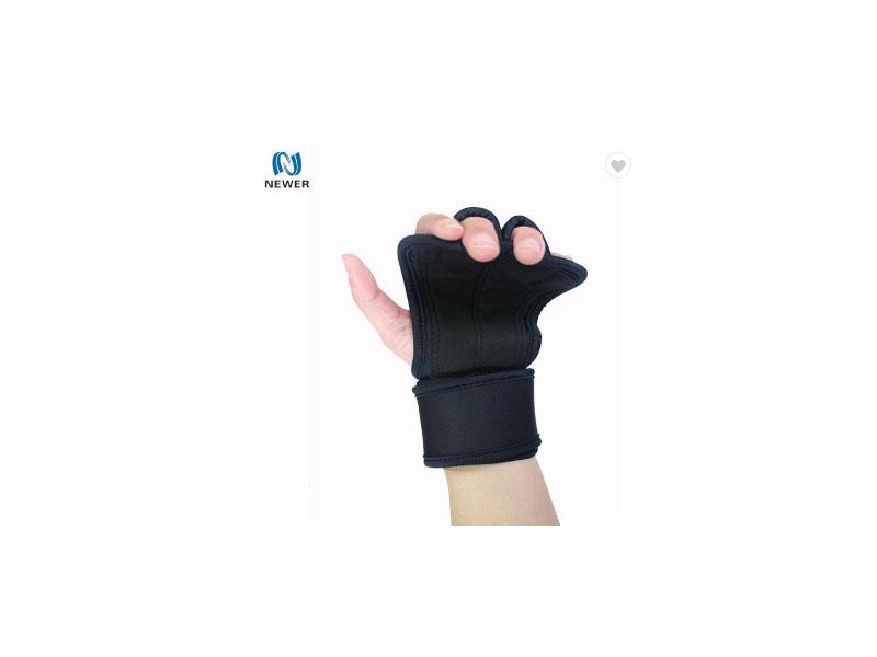 Wholesale Fitness Weight Lifting Sport Customized Logo Neoprene Gym Workout Gloves