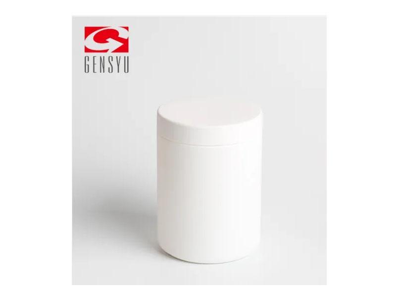 20oz White Soft-Touch Pharmaceuticla Bottle