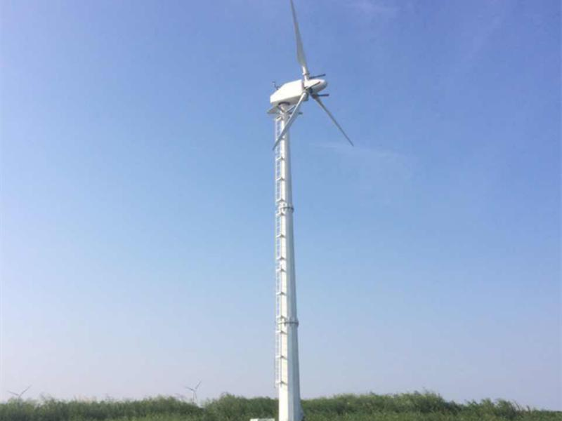 AH-30kW Pitch Controlled Wind Generator