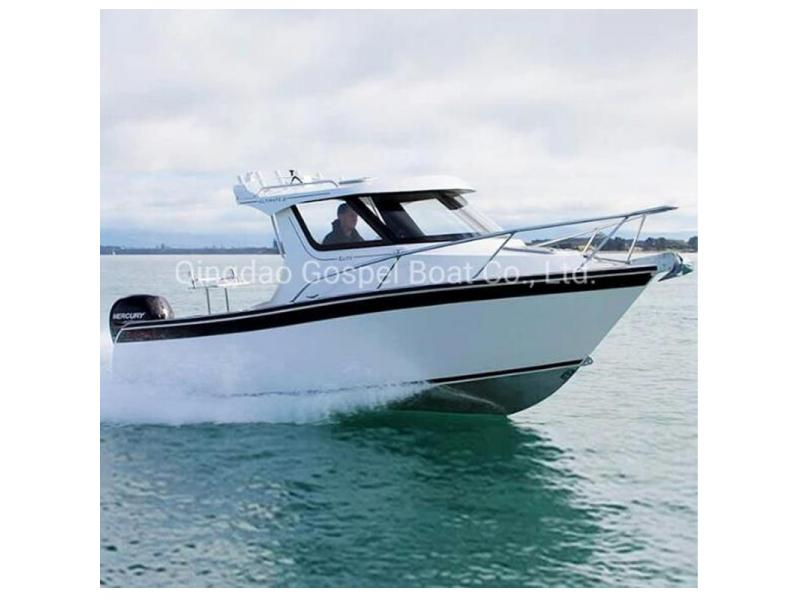 6.5m Quality Aluminum Boats for Every Lifestyle
