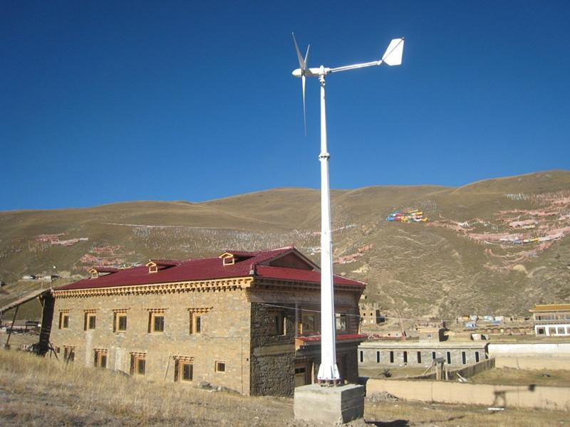 AH-2kW Pitch Controlled Wind Turbine