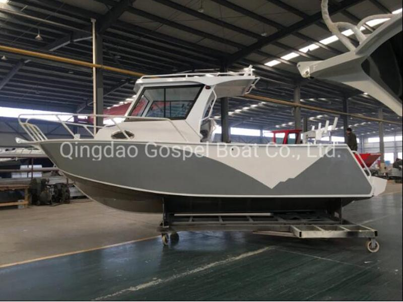 Family Outboard Aluminum Fishing Boat Price