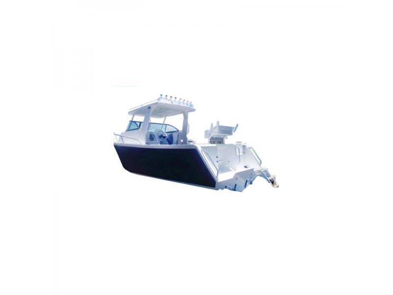 Australia Market 6.85m Aluminum Cuddy Cabin Fishing Boat for Sale