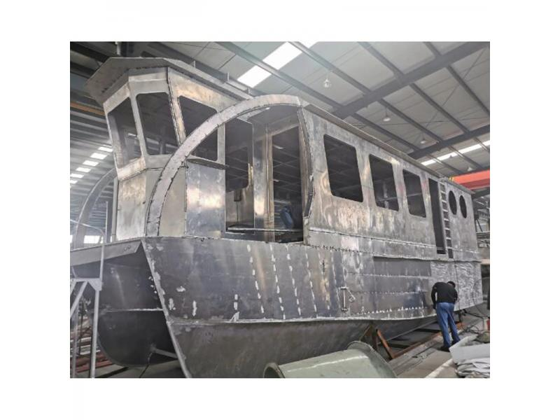 30 Seats Aluminium Boat Hull Passenger Ship for Sale