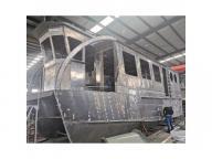 30 Seats Aluminium Boat Hull Passenger Ship for Sale