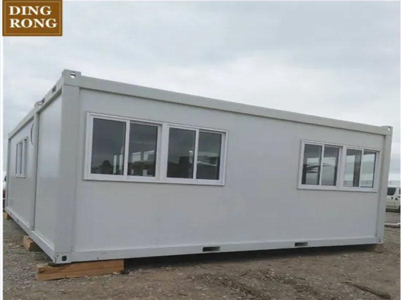 Prefabricated Luxury 2 Bedroom Container Light Steel Homes