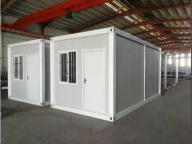 Cheap Prefab Flat Pack Fabricated Container Homes Greece