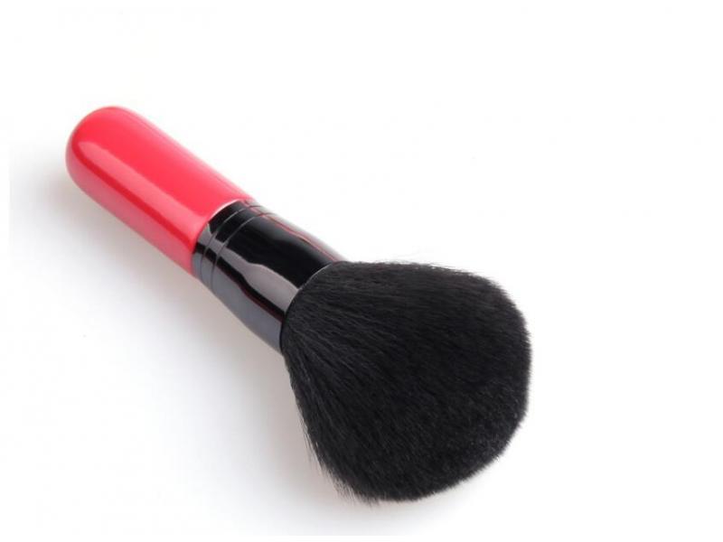 Custom Logo Natural Hair Makeup Brush Mini Cute Blush Make Up Brush