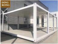 40FT ISO Prefab Flat Pack Shipping Container Frame 20FT