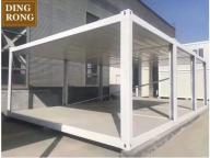 Prefab Mobil Prefabricated Metal Home Steel Container Structure