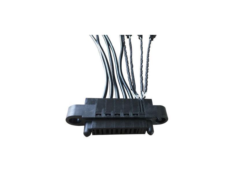 JYP-F0805D-VT81R ( 8 Signal Contacts + 5 Power Contacts)MEDLON(MDL)