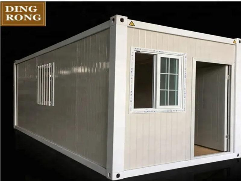 Mobile Modular Container Homes Florida for Sale Guam in Europe