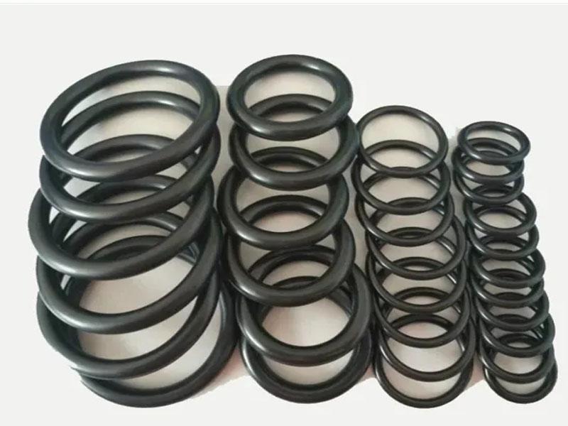 High Temperature and Corrosion Resistance Standard Black/Green/Brown Viton/FKM O Ring