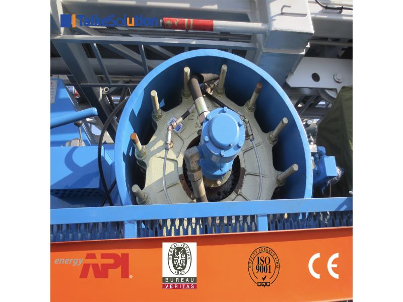 XJ750 (ZJ30) Workover Rig for Petroleum Oilfield