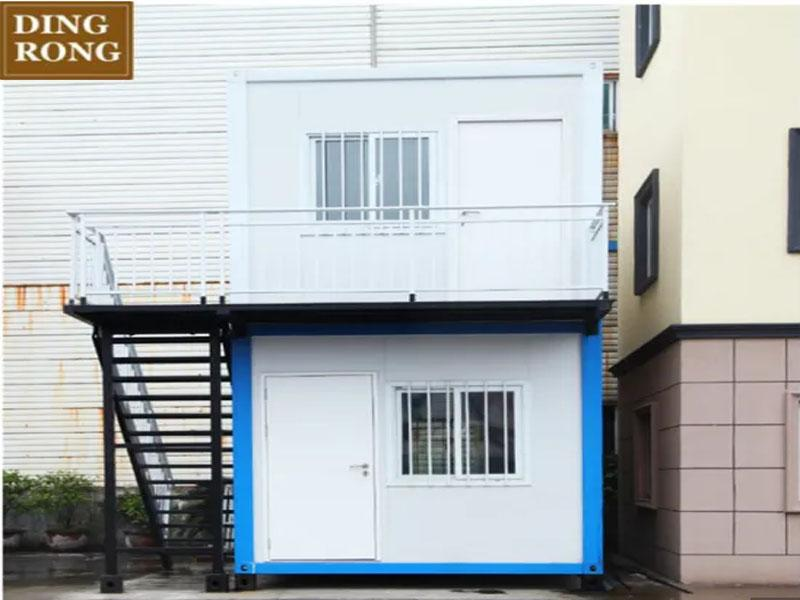 Steel Structure Building Tiny Prefabricated Portable Prefab Apartments for Sale
