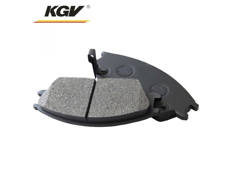 Auto Parts Semi-metallic Brake Pads for Hyundai Parts