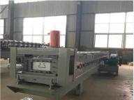 Storage Rack Column Shelving System Used Metal Roll Forming Machine