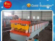 Hebei High Efficiency Deck Floor Roll Forming Machine