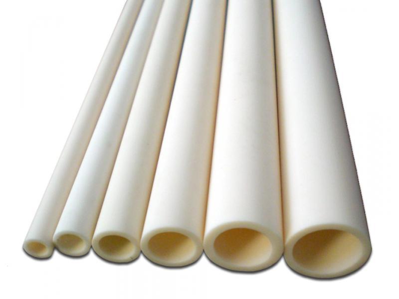 Customized Wear-Resistant 99.7% Alumina Ceramic Pipe/Tube