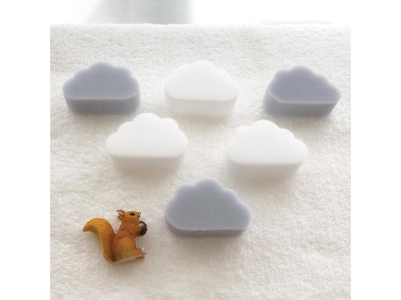 Sponge Clouds Magic Eraser Sponge Melamine Foam Hot Sale Size in Japan Markets