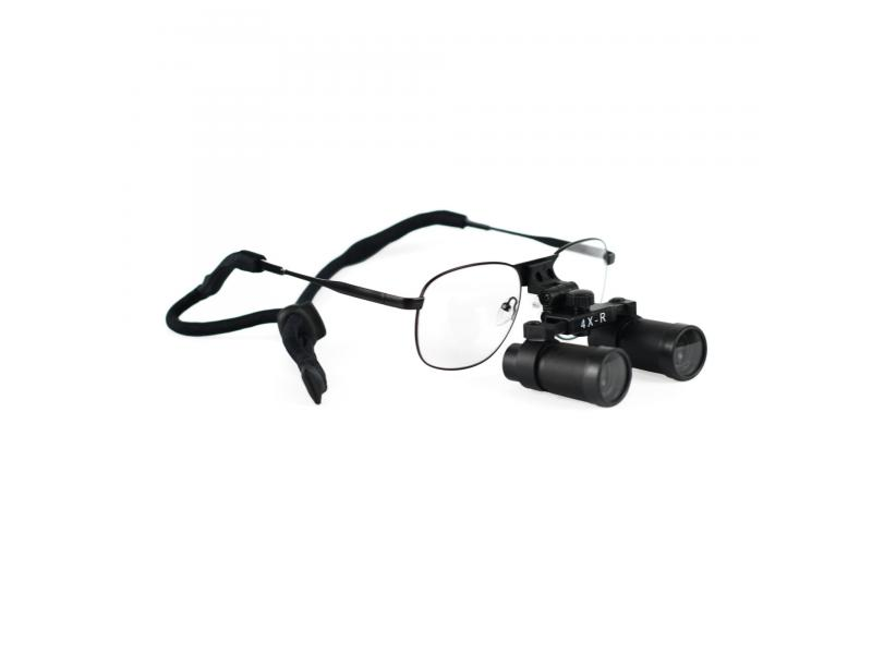 Surgical Loupe Black Surgical Loupes Magnification for Neurosurgery