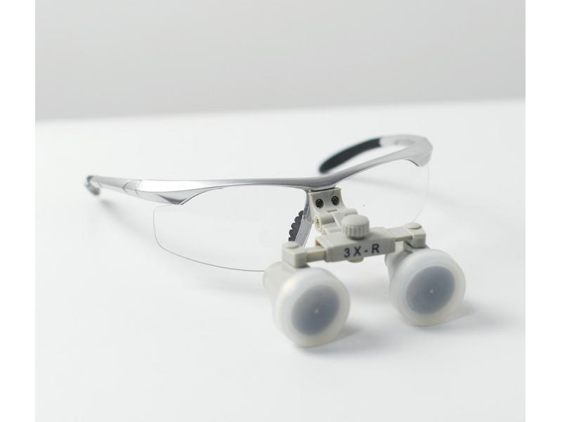 Dentist Medical Binocular Dental Surgical Loupes 3.0x