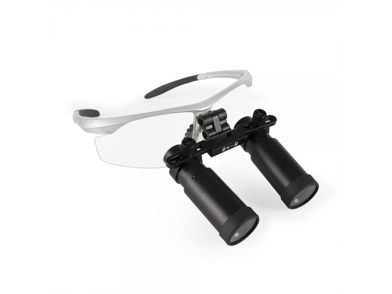 Headband Dental Loupes 6.0 X