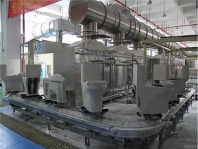 Ceramic Glazing Inspection Equipment