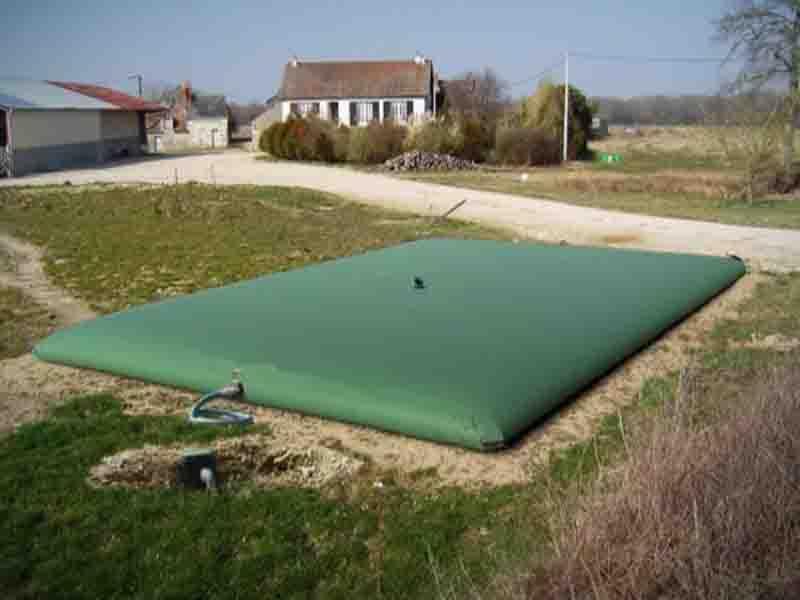 PVC Foldable Pillow Water Bladder Tank 10000L