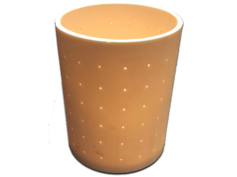 Alumina Ceramic Crucible with Bores