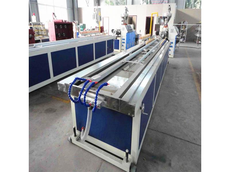 Water-Proof PVC Plastic Profile Production Line Manufacture