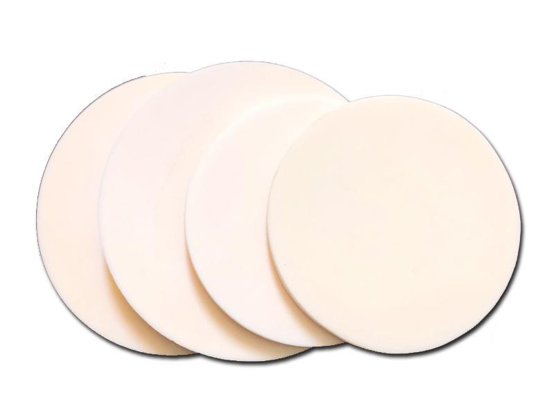 Industrial Machinery 99.5% Alumina Ceramic Round Plate/Tray