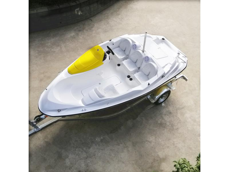 15ft Fiberglass Speed Boat