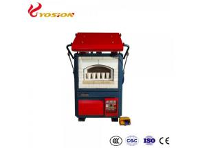 Electronic Fire Assay Laboratory Muffle Melting Fusion Furnace Crucible Furnace