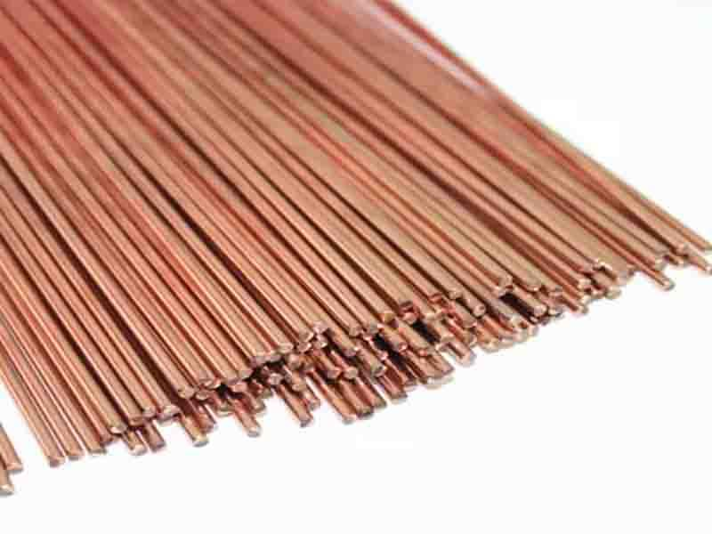 Copper Brazing TIG Wire Rod CUP7 Bundy Tube Welding Rods