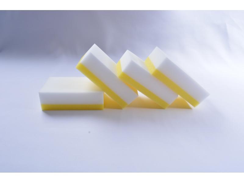 Composite Sponge PU Sponge and High Density Sponge Magic Eraser Melamine Foam