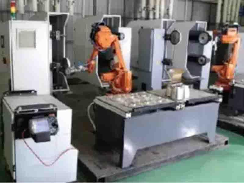 CNC Robot Welder