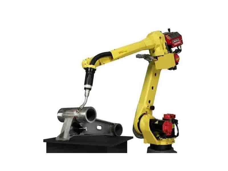Pneumatic Arc Food Automatic Industrial Sprue Welding Robot Gripper Body