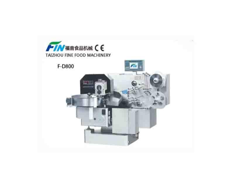 Candy Packing Machine for Single Twist Packing